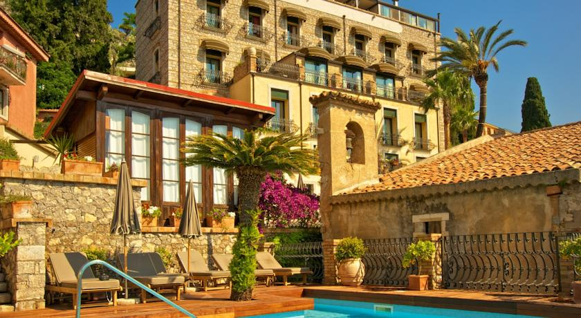 Foto of the Hotel Villa Carlotta, Taormina