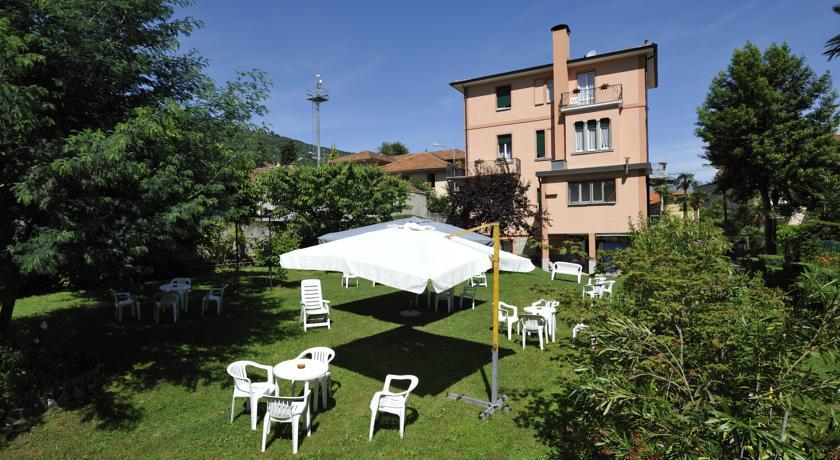 Foto of the Hotel Villa Mon Toc, Stresa