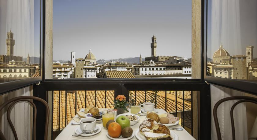 Foto of the Hotel Pitti Palace al Ponte Vecchio, Florence