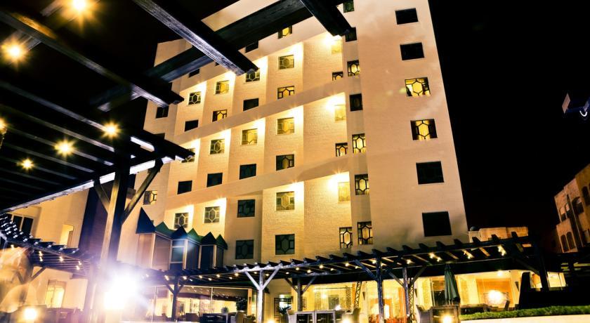 Foto of the Bristol Hotel, Amman