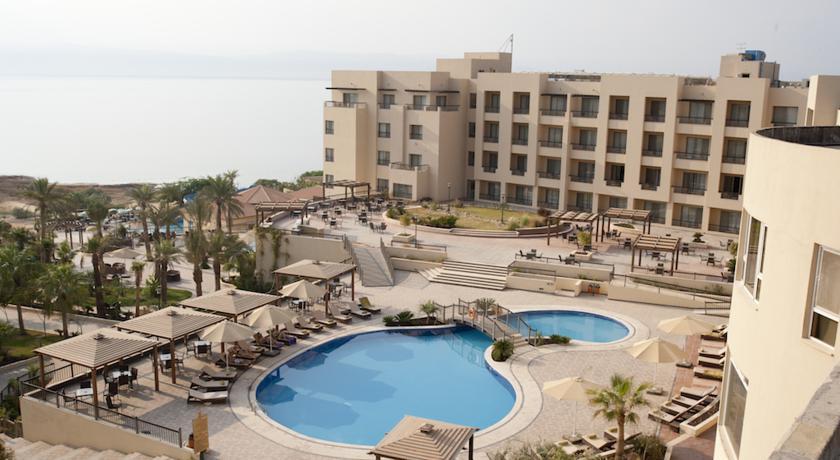 Foto of the Dead Sea Spa Hotel, Sowayma