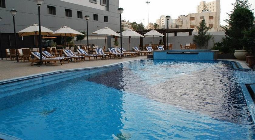 Foto of the Geneva Hotel, Amman