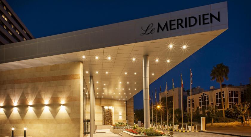 Foto of the Le Meridien Amman Hotel, Amman