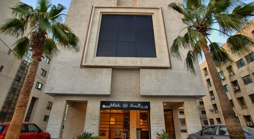 Foto of the Misk Hotel, Amman