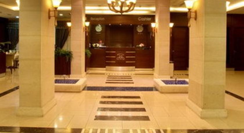 Foto of the Retaj Hotel, Amman