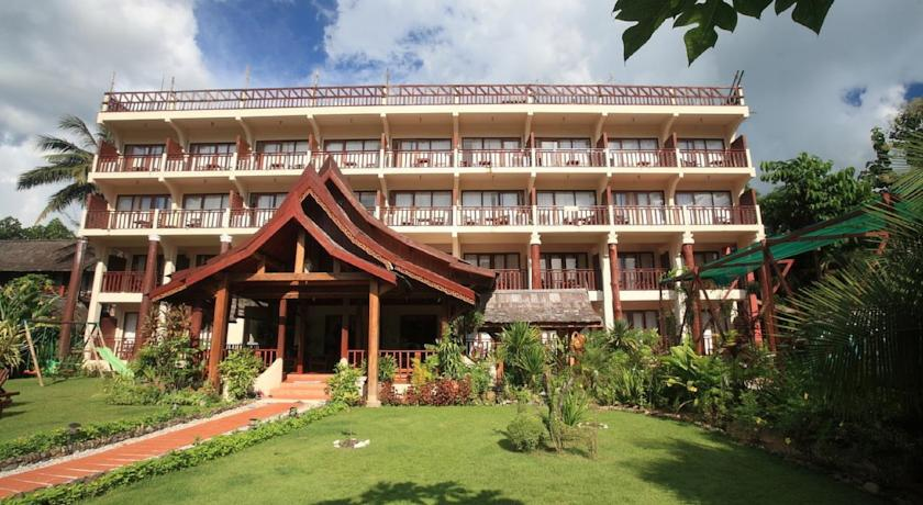 Foto of the The Elephant Crossing Hotel, Vang Vieng
