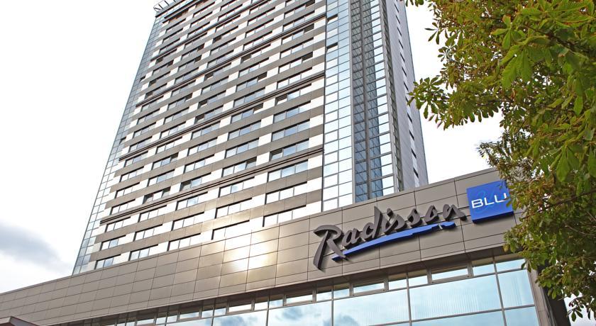 Foto of the Radisson Blu Hotel Latvija, Riga