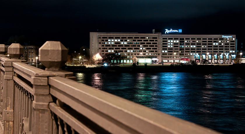 Foto of the Radisson BLU Daugava Hotel, Riga, Riga