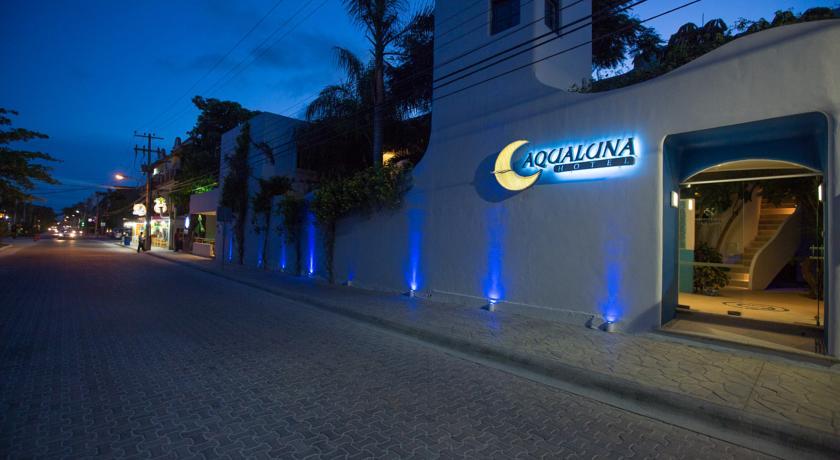 Foto of the Xperience Hotels - Aqualuna Hotel, Playa del Carmen (Quintana Roo)