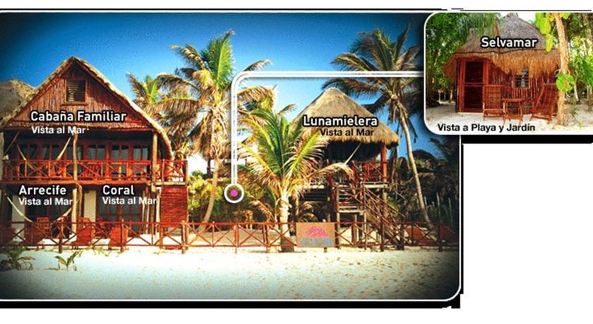 Foto of the Azucar Hotel Tulum, Tulum (Quintana Roo)