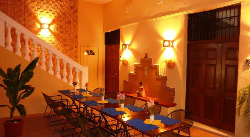 Foto of the Hotel del Peregrino, Merida (Yucatan)