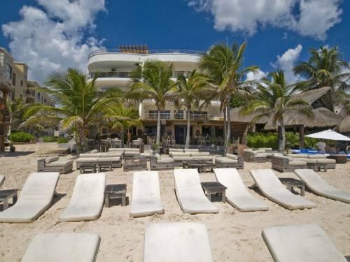 Foto of the Encanto Corto Maltes Deluxe Beachfront Condo Hotel, Playa del Carmen (Quintana Roo)