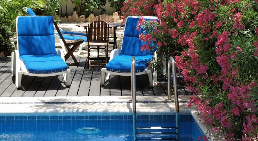 Foto of the Hotel Las Golondrinas, Playa del Carmen(Quintana Roo)