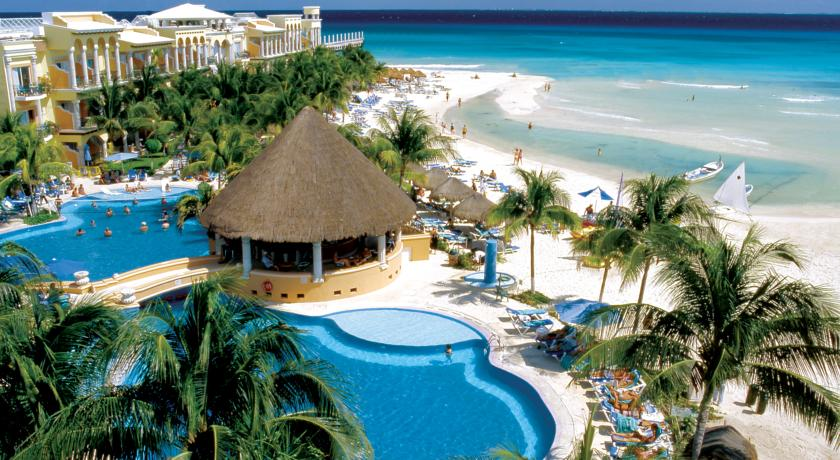 Foto of the hotel Gran Porto Real Resort & Spa - All Inclusive, Playa del Carmen (Quintana Roo)