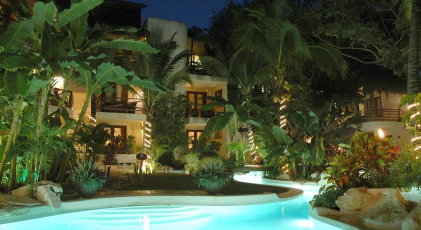 Foto of the La Tortuga Hotel & Spa, Playa del Carmen (Quintana Roo)