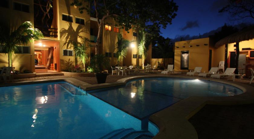 Foto of the Hotel LunaSol, Playa del Carmen (Quintana Roo)