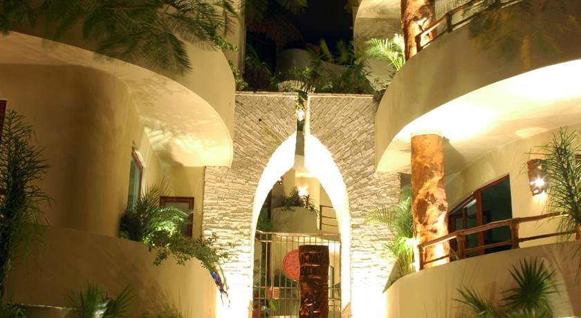Foto of the Maya Villa Condo Hotel, Playa del Carmen (Q Roo)