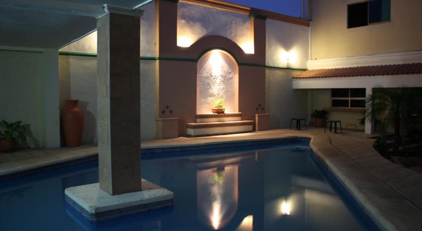 Foto of the Hotel Nacional Merida, Merida (Yucatan)