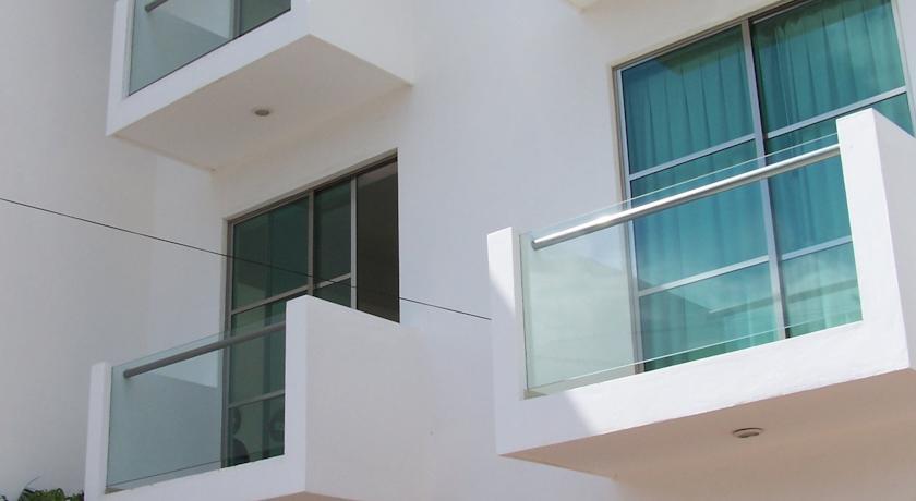 Foto of the Hotel Plaza Playa, Playa del Carmen (Quintana Roo)