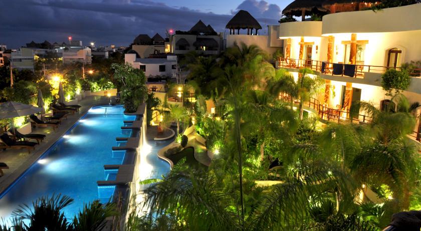 Foto of the Porto Playa Condo Hotel, Playa del Carmen (Quintana Roo)