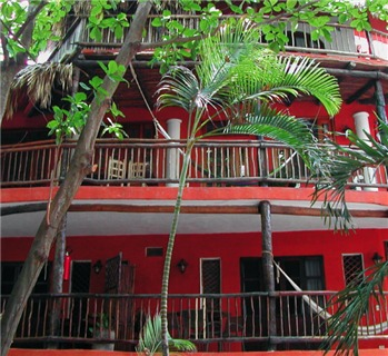 Foto of the Hotel Posada Freud, Playa del Carmen (Quintana Roo)