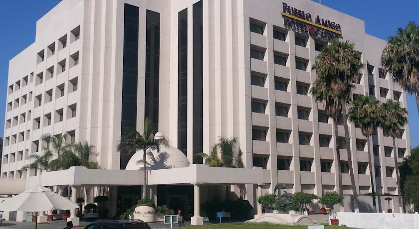 Foto of the Pueblo Amigo Hotel Plaza y Casino, Tijuana (Baja California)