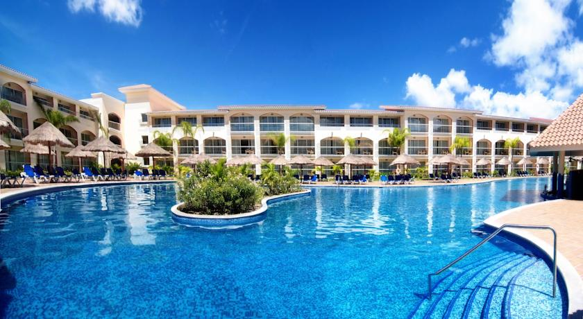 Foto of the hotel Sandos Riviera Beach Resort & Spa - All Inclusive, Playa del Carmen (Quintana Roo)
