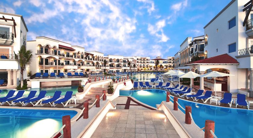 Foto of the hotel The Royal Playa del Carmen-All Inclusive, Playa del Carmen (Quintana Roo)