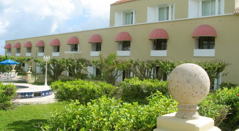 Foto of the Villablanca Garden Beach Hotel, Cozumel (Quintana Roo)