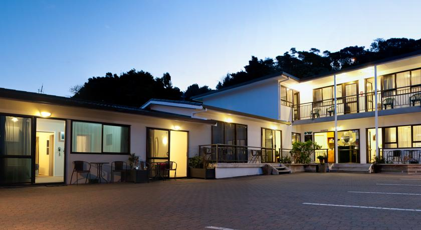Foto of the hotel Outrigger Motel, Paihia