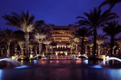 Foto of the hotel Al Bustan Palace InterContinental Muscat, Muscat