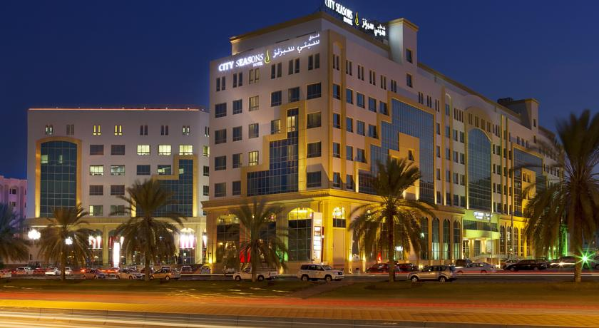 Foto of the City Seasons Hotel Muscat, Muscat