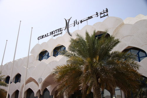 Foto of the Coral Hotel Muscat, Muscat