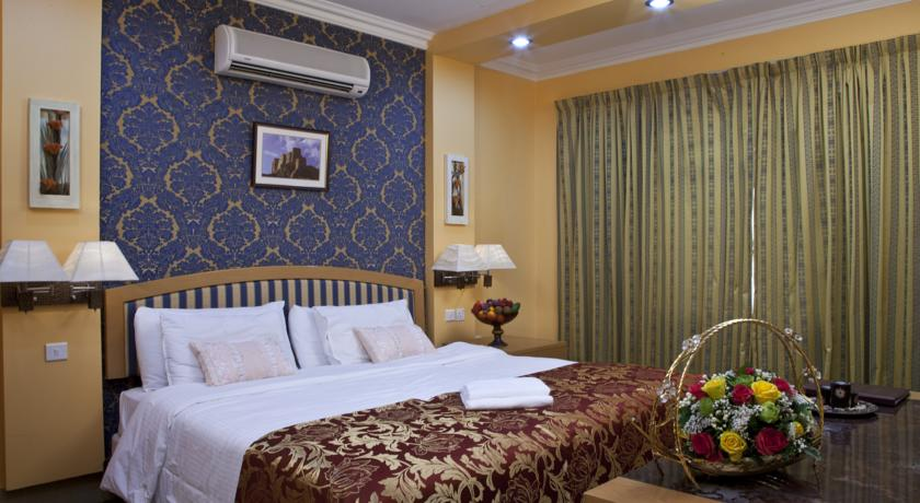 Foto of the Delmon Hotel Apartments, Muscat