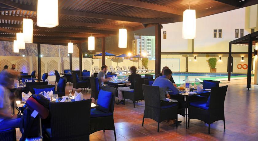 Foto of the Ruwi Hotel, Muscat