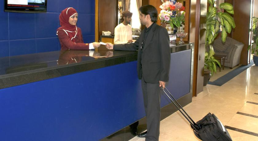 Foto of the Safeer Continental Hotel, Muscat