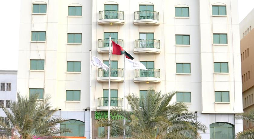 Foto of the Safeer Plaza Hotel Apartments, Muscat