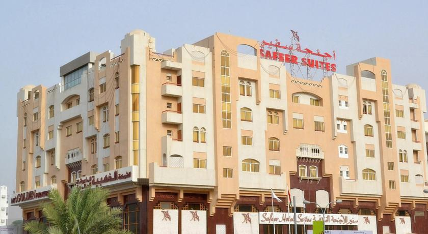 Foto of the Safeer Hotel Suites, Muscat