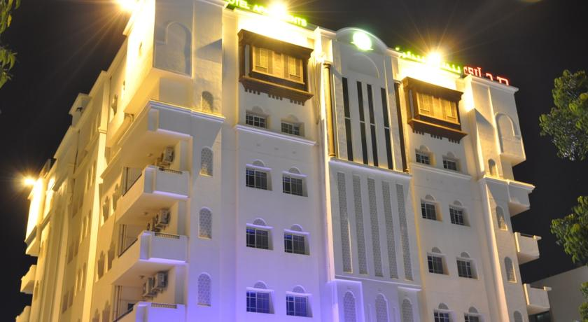 Foto of the Sahara Hotel Apartments, Muscat