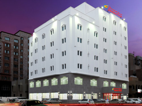 Foto of the Samara Hotel, Muscat