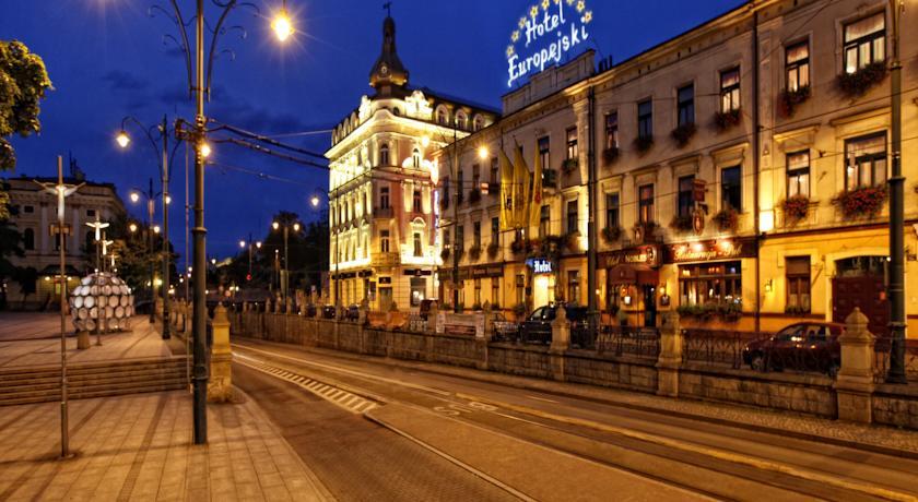 Foto of the Hotel Europejski, Kraków