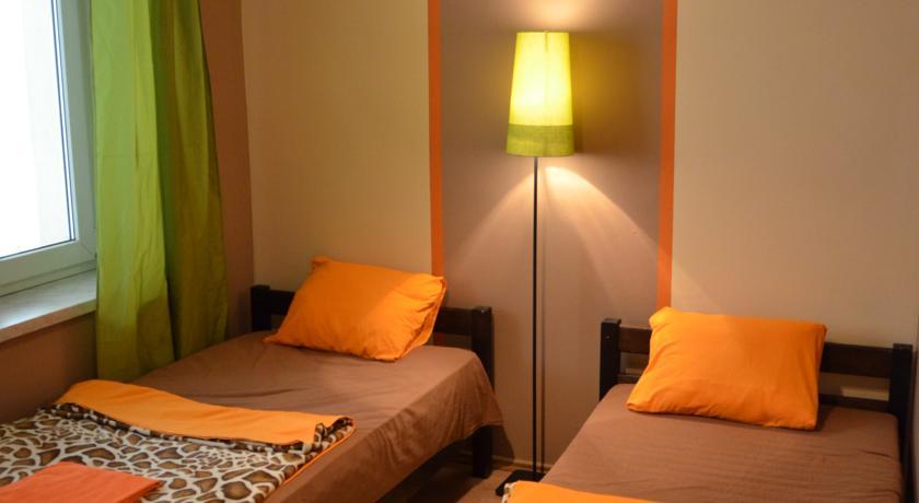 Foto of the hotel Giraffe Hostel, Krakow
