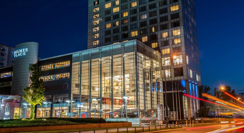 Foto of the Hilton Warsaw Hotel & Convention Centre, Warsaw