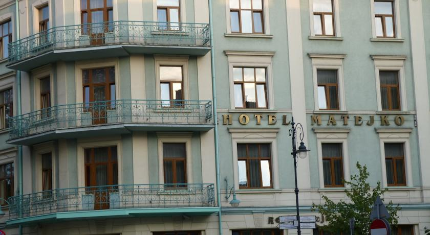 Foto of the Hotel Matejko, Kraków