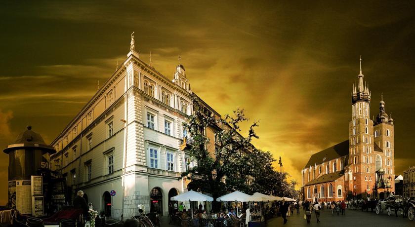 Foto of the hotel Pałac Bonerowski, Kraków