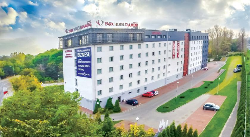 Foto of the Park Hotel Diament, Katowice