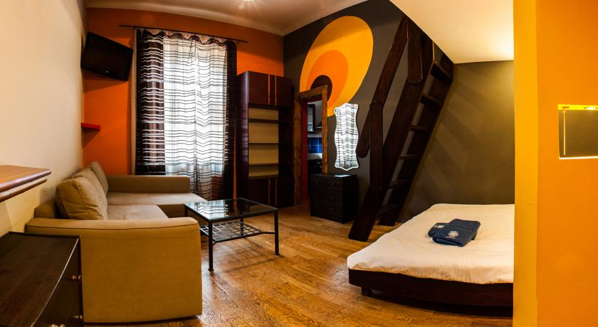 Foto of the hotel Peregrinus Rooms & Apartments, Kraków