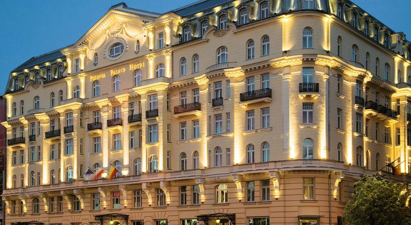 Foto of the Polonia Palace Hotel, Warsaw