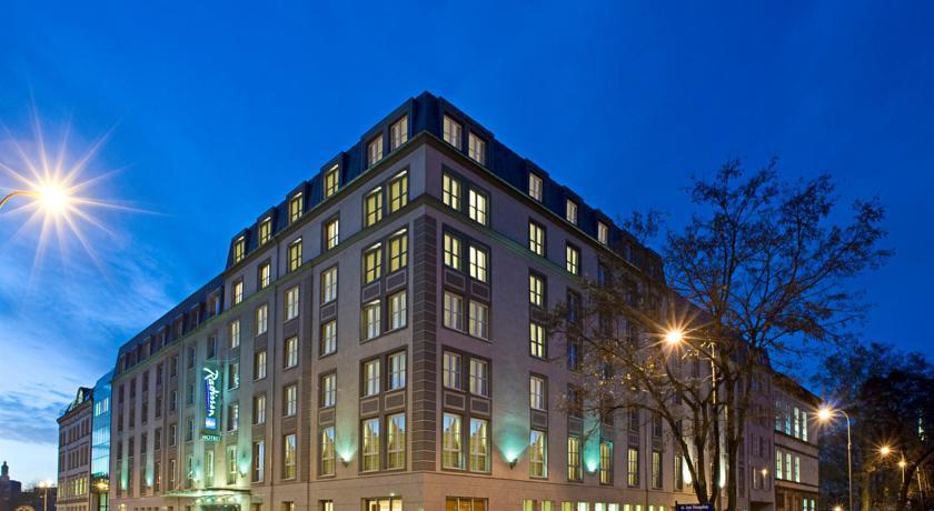 Foto of the Radisson Blu Hotel, Wrocław