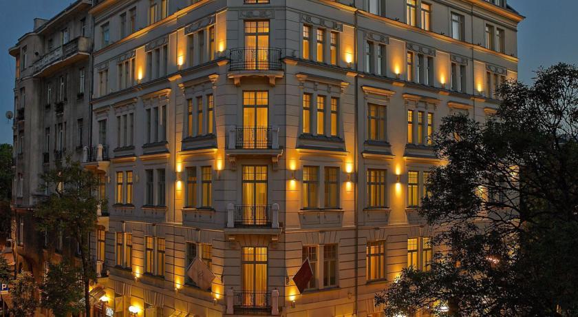 Foto of the Hotel Rialto, Warsaw